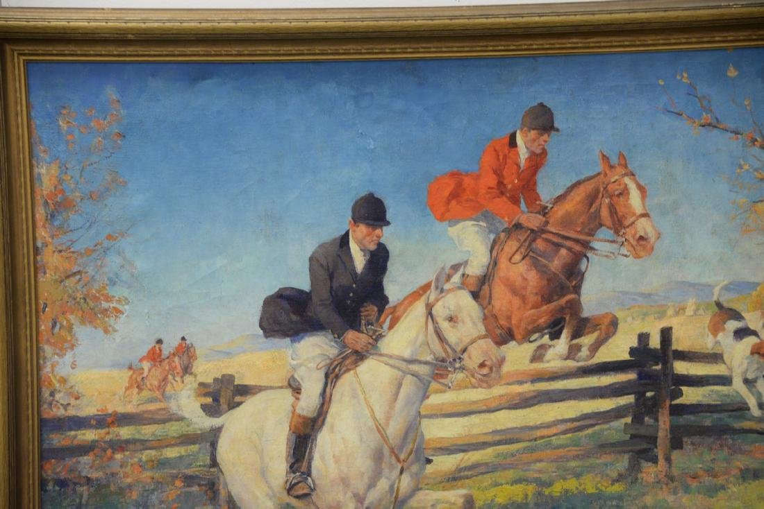 Arthur Ernst Becher (1877-1960)  oil on canvas - 2