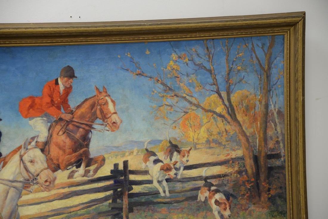 Arthur Ernst Becher (1877-1960)  oil on canvas - 5