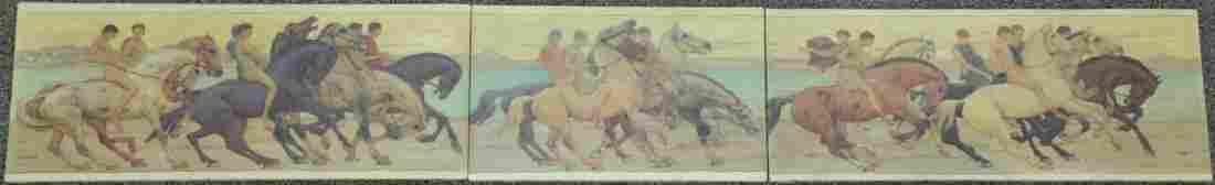 Robert Van Vorst Sewell (1860-1924) oil on canvas