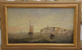 Two John Wells Stancliff 18141899 oil on board