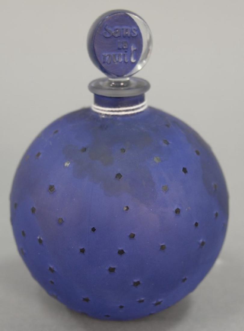 "R. Lalique ""Dans la Nuit"" perfume for worth with deep"