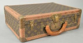 Vintage Louis Vuitton suitcase #871355, purchased from
