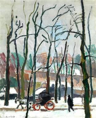 Raoul Dufy, 1877 Le Havre – 1953 Forcalquier