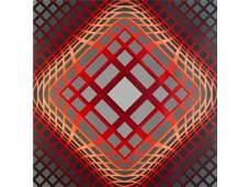 Victor Vasarely, 1906 Pecs – 1997 Paris, zug.