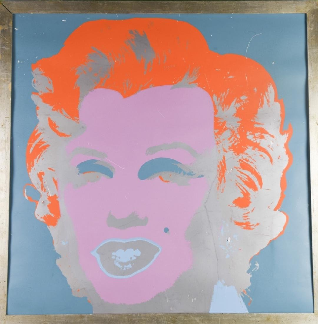 """Marilyn"" Screenprint"