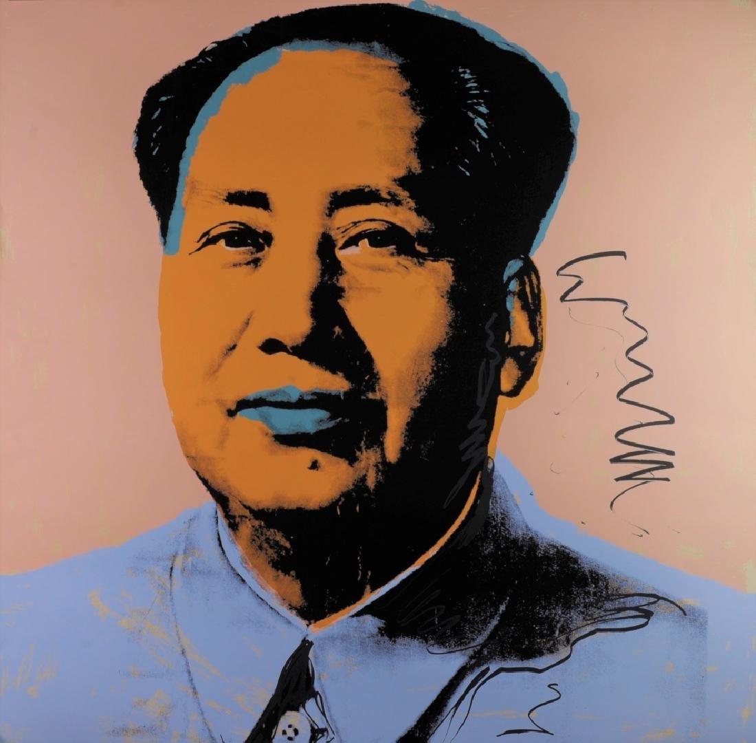 """""""Mao"""" Silkscreen"""