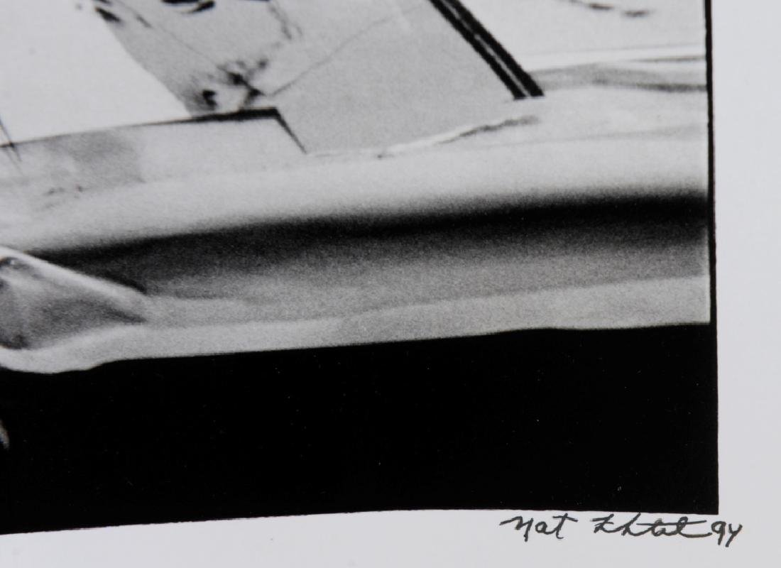 Nat Finkelstein Photograph of Andy Warhol - 3