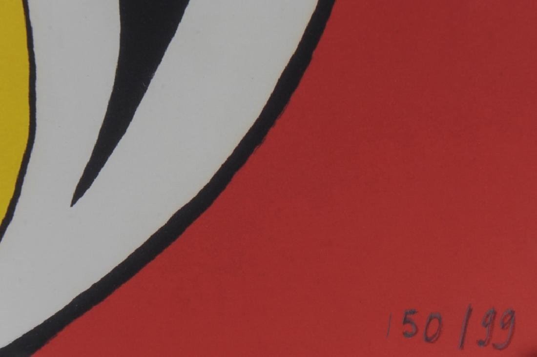 Alexander Calder Lithograph - 4