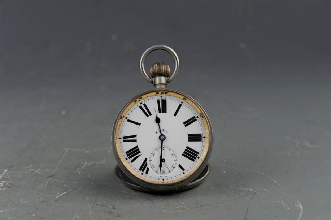 Antique Pocket Watch - 3