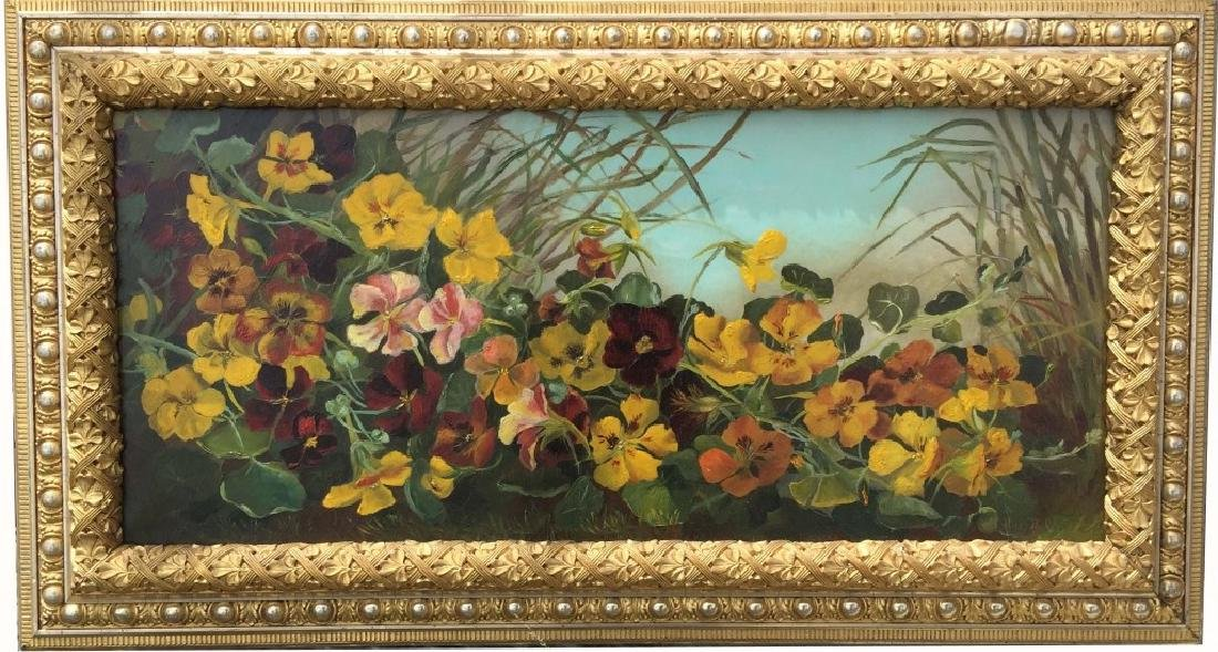 Oil on Canvas, Signed Alice Chittenden (1859-1944)