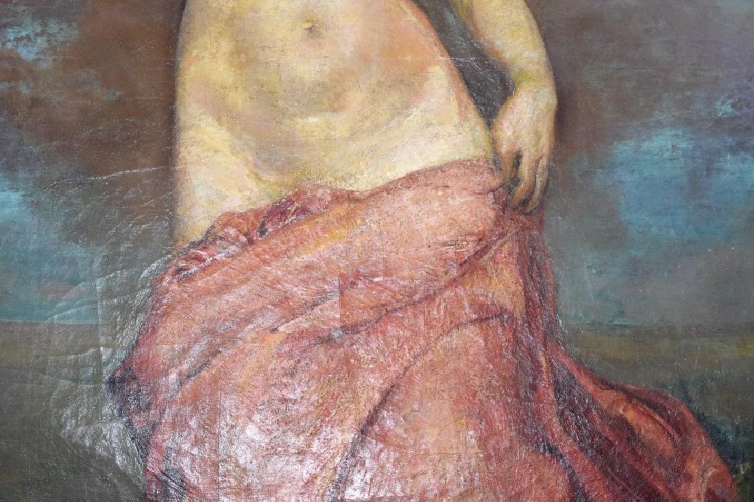Annie Swynnerton, Oil on Canvas - 10