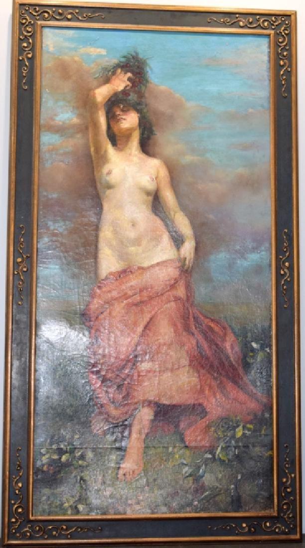 Annie Swynnerton, Oil on Canvas - 3