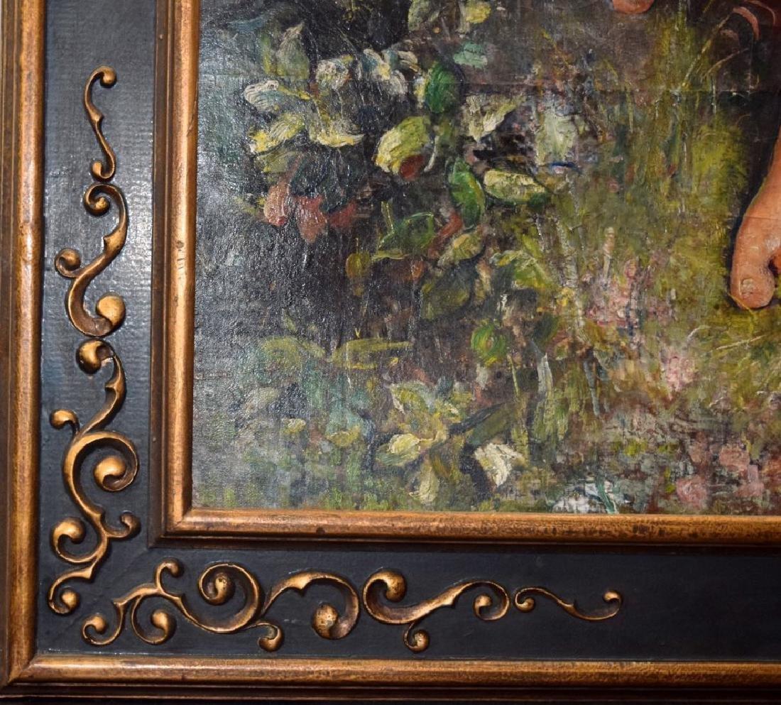Annie Swynnerton, Oil on Canvas - 7