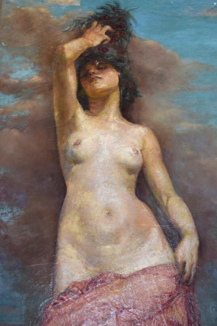Annie Swynnerton, Oil on Canvas - 8