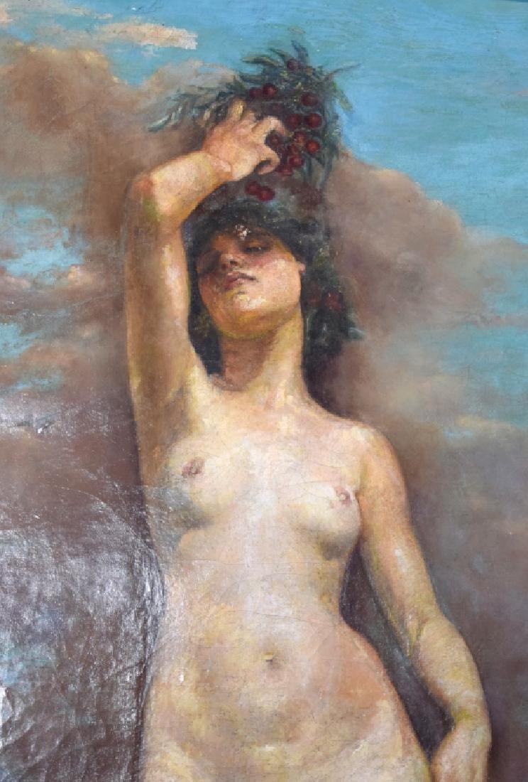 Annie Swynnerton, Oil on Canvas - 9
