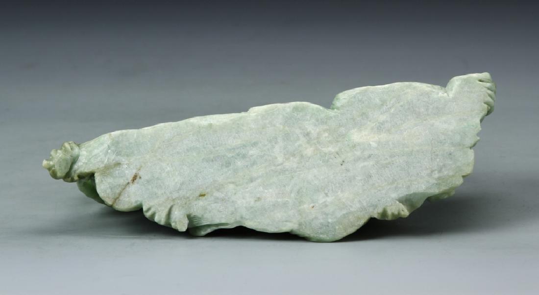 Chinese Jadeite Duck Boulder - 5