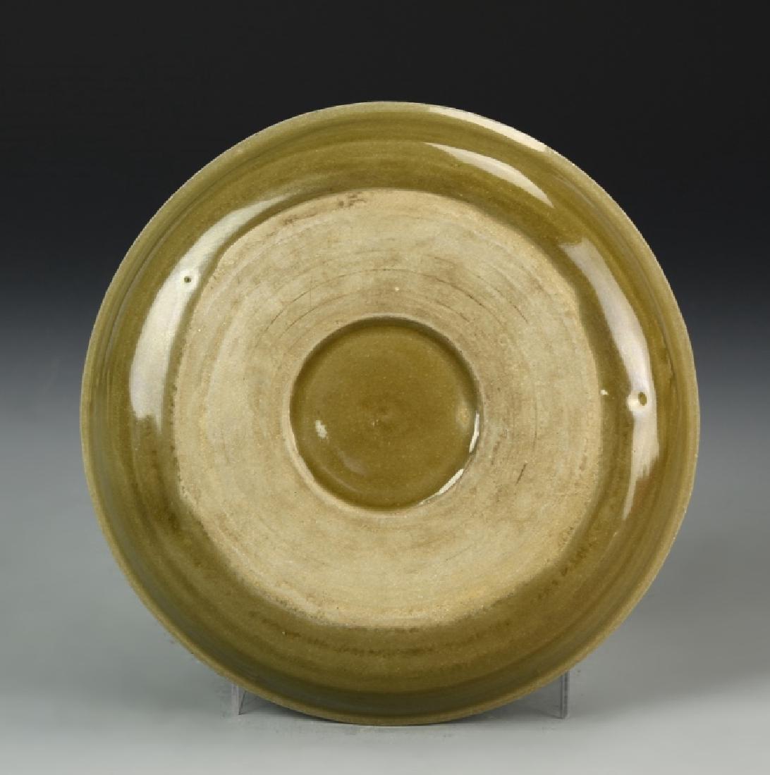 Chinese Yaozhou Ware Plate - 3
