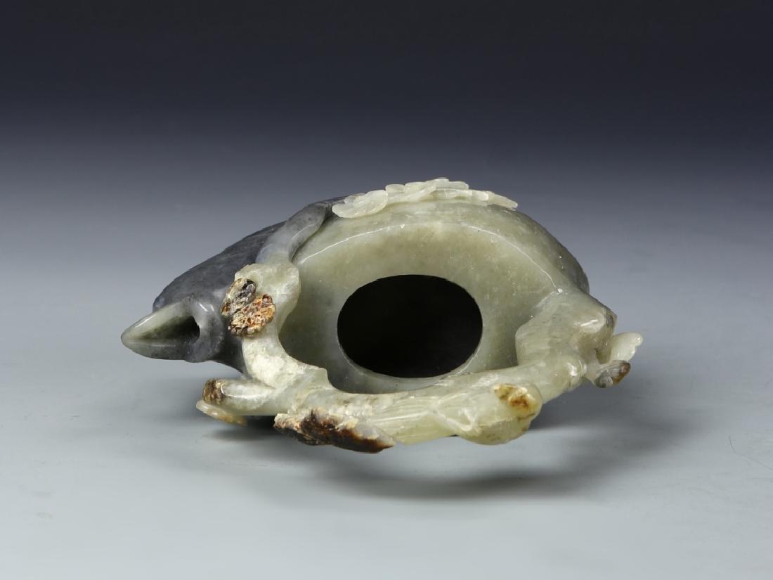 Chinese Jade Teapot - 10