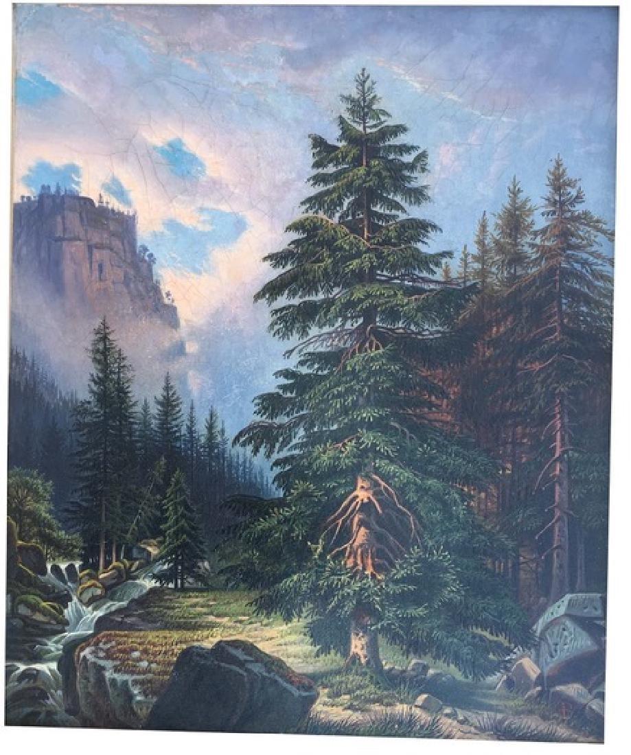 Albert Bierstadt (1830 -1902)