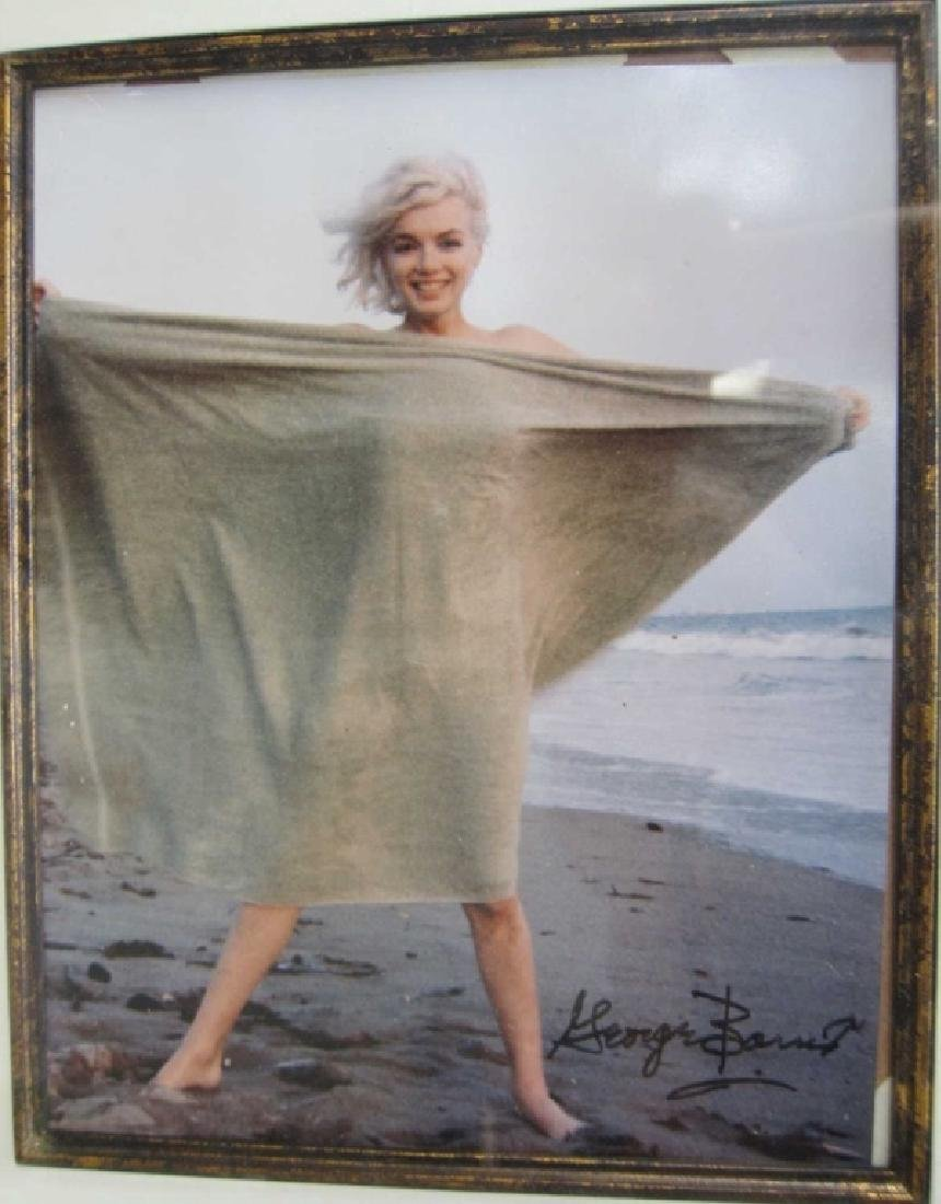 George Barris Photograph of Marilyn Monroe