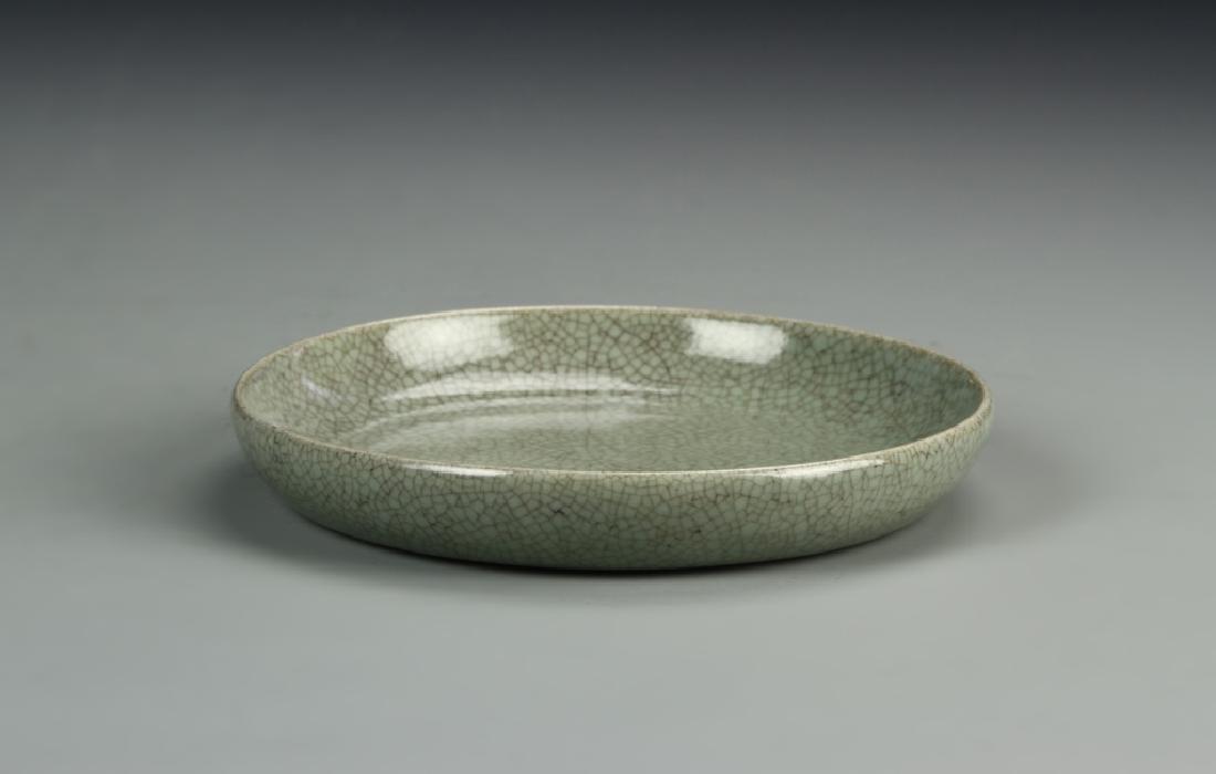 Chinese Ge Ware Dish