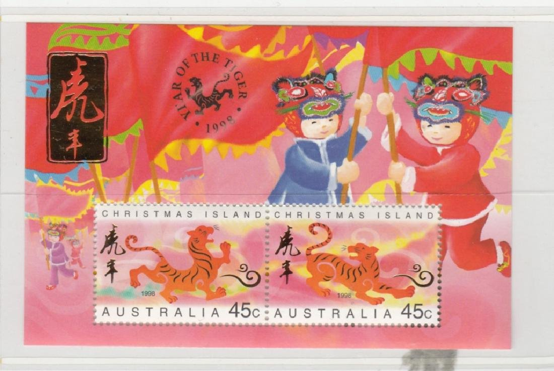 Sets of Chinese Stamps
