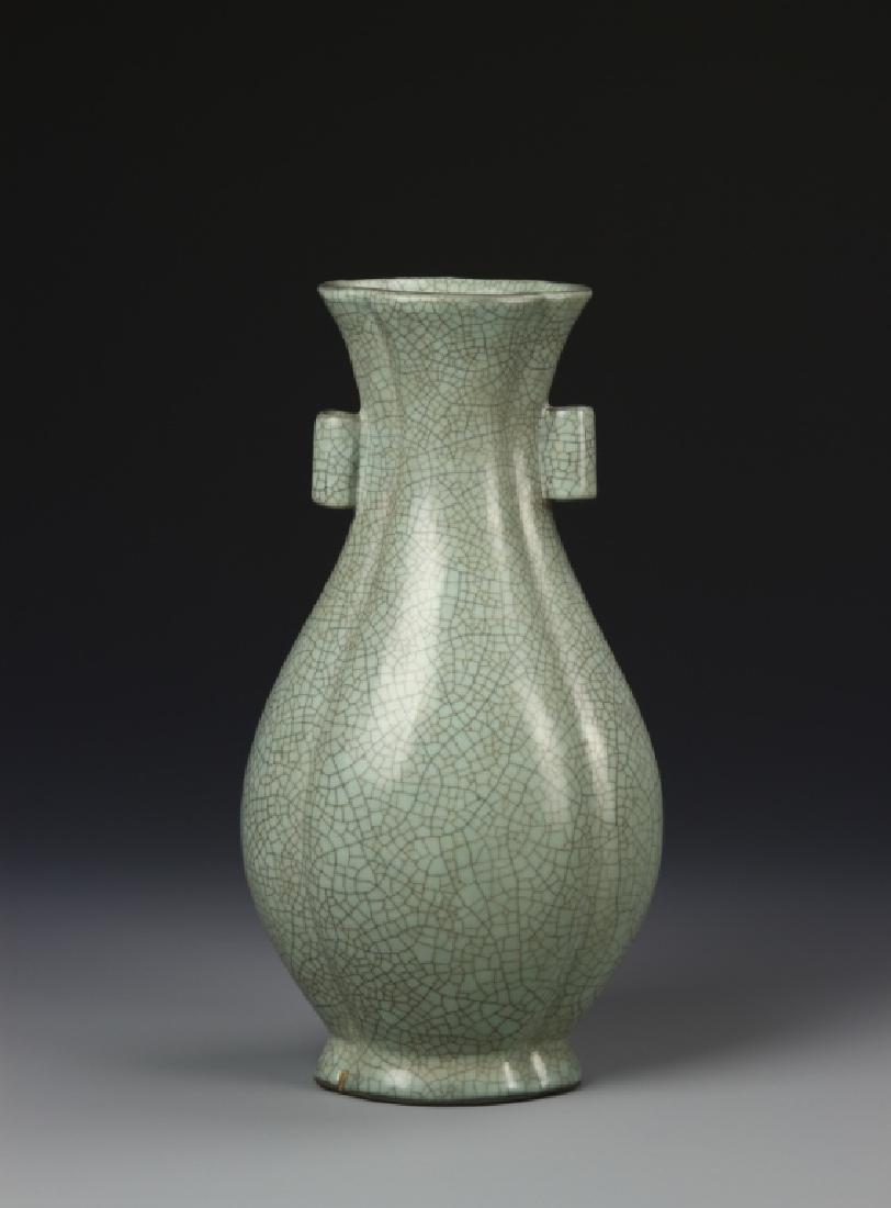 Chinese Ge Ware Vase