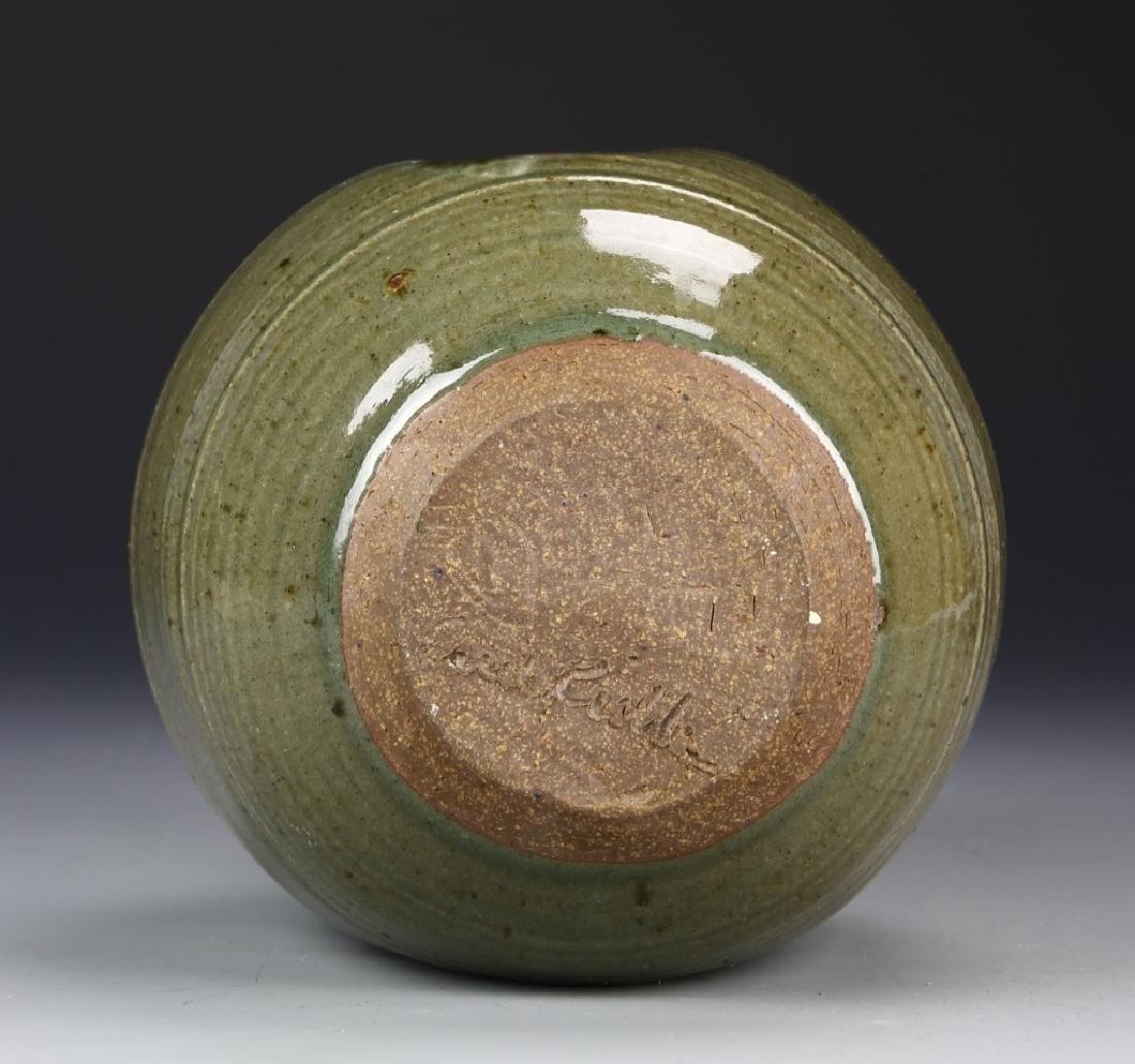 Art Porcelain Pottery Vase - 5