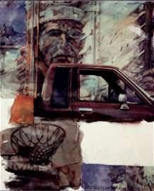 American Indian, Robert Rauschenberg