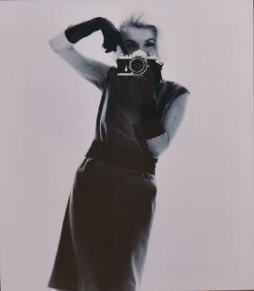 Bert Stern Framed Photograph