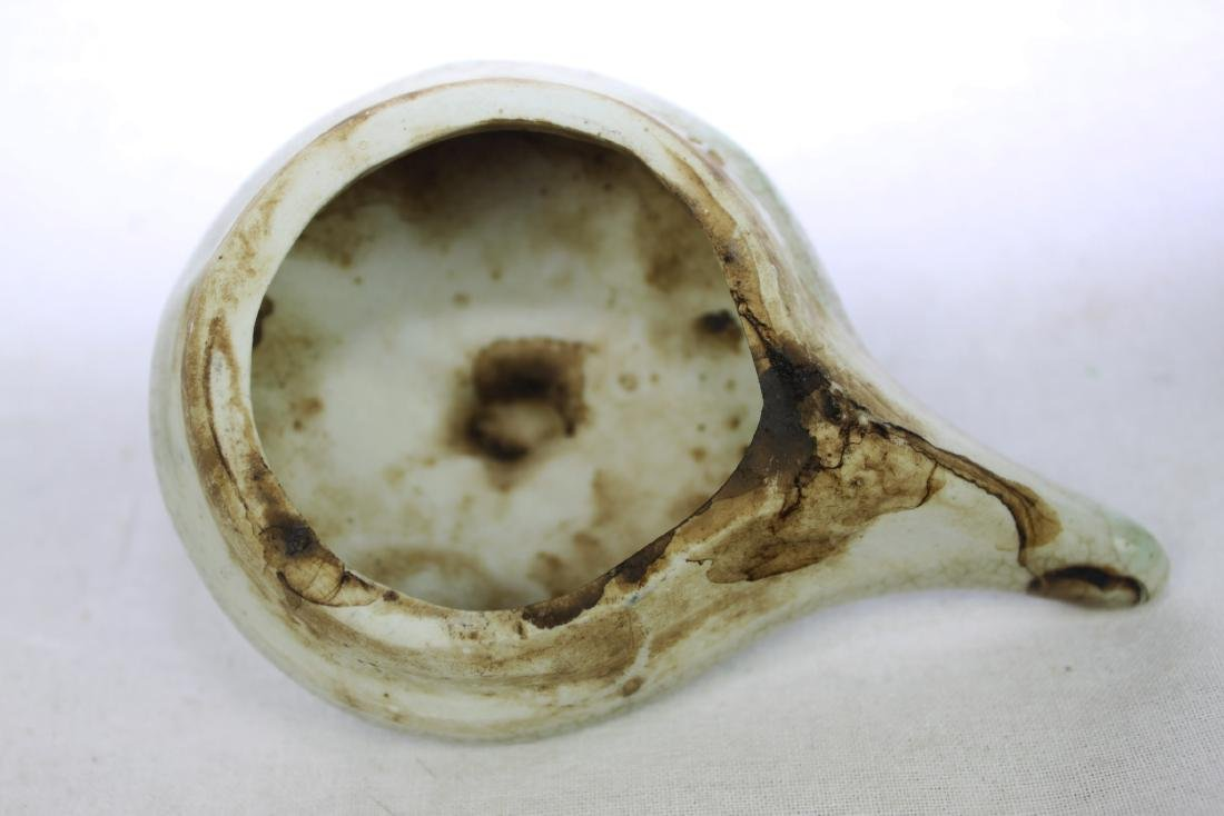 Antique Chinese Porcelain Tea Jar - 9