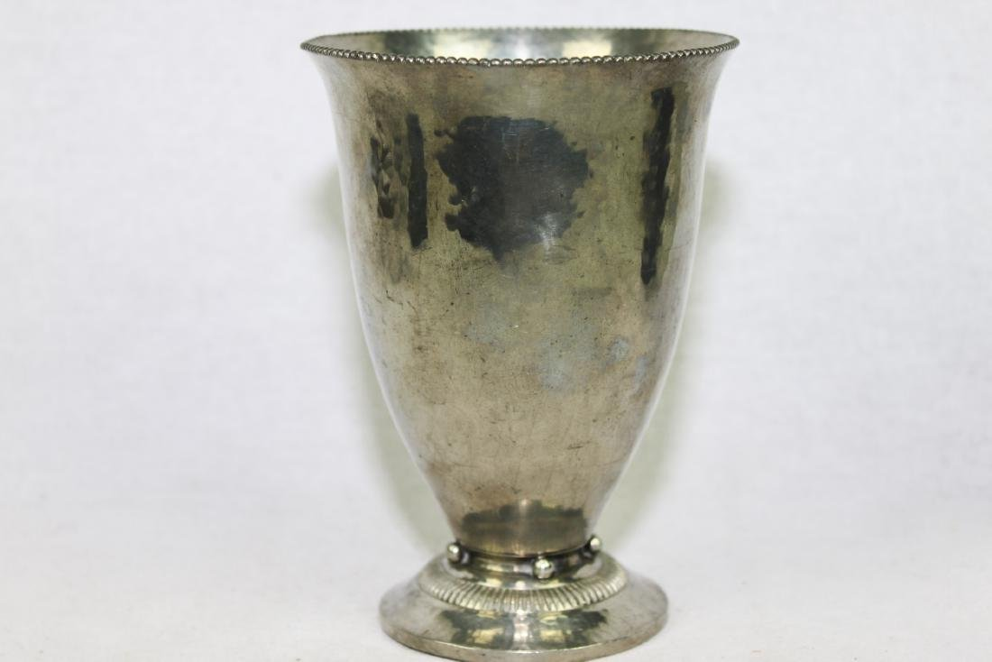 Sterling Silver Cup - 8