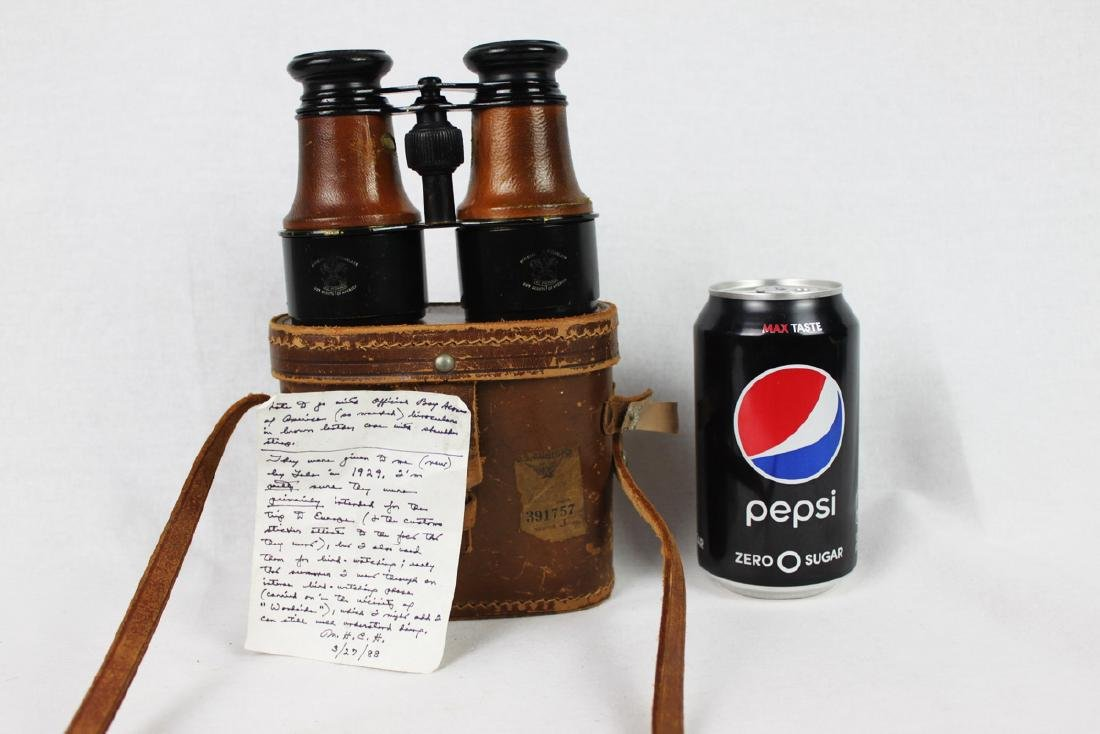 Antique Binoculars for Boy Scouts of America - 2