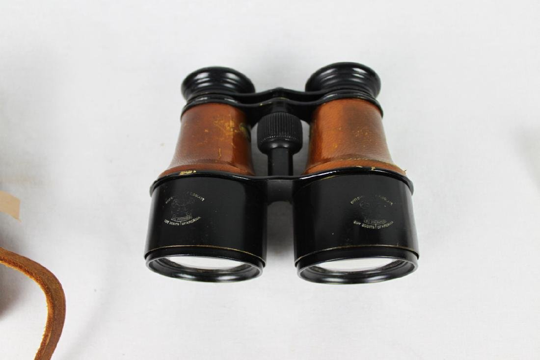Antique Binoculars for Boy Scouts of America - 4