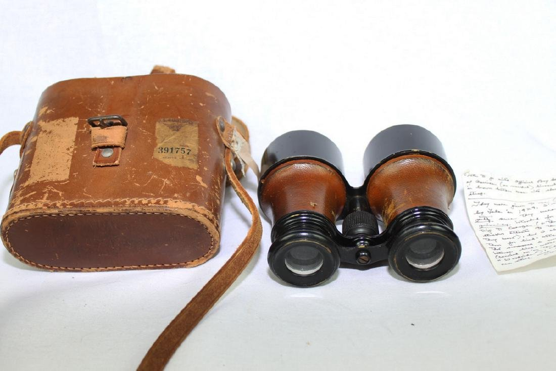 Antique Binoculars for Boy Scouts of America - 9