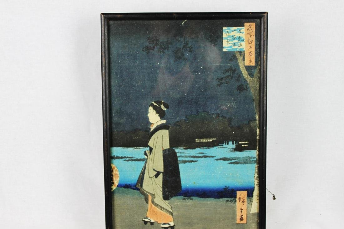 Japanese Wood Block Painting - 6