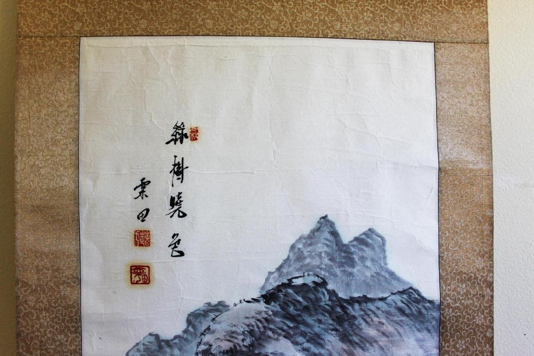 Chinese Scroll Hand Painting - 3