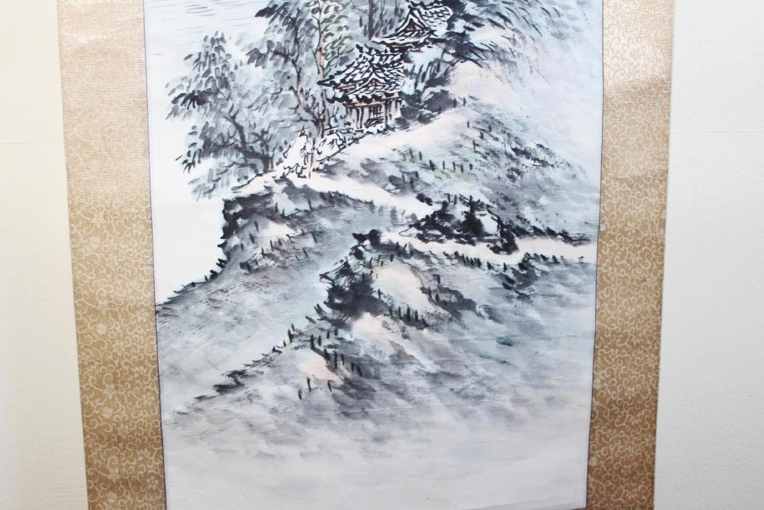 Chinese Scroll Hand Painting - 8