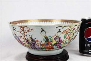 Antique Chinese Porcelain Bowl from 1900s