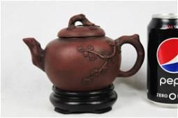Chinese Zisha Teapot Made in Yixing