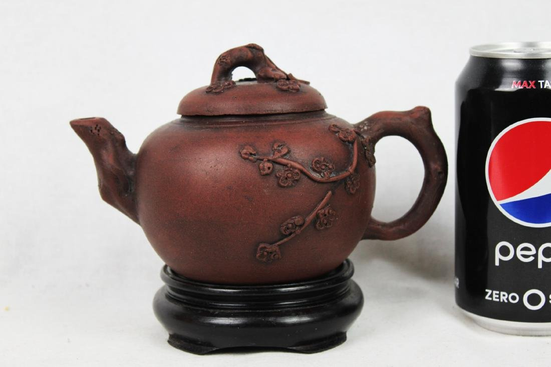 Chinese Zisha Teapot Made in Yixing