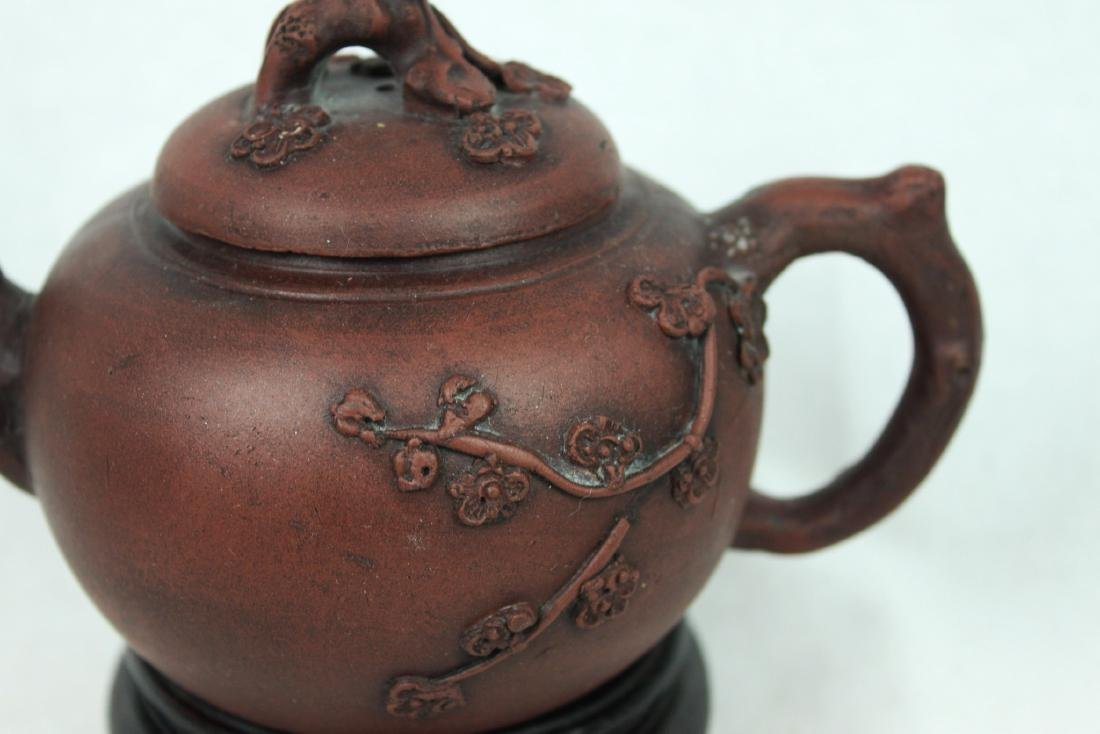Chinese Zisha Teapot Made in Yixing - 2