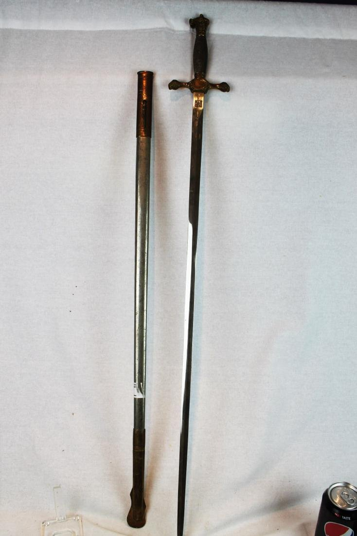 Antique Sword Made in Germany around 1900's - 5