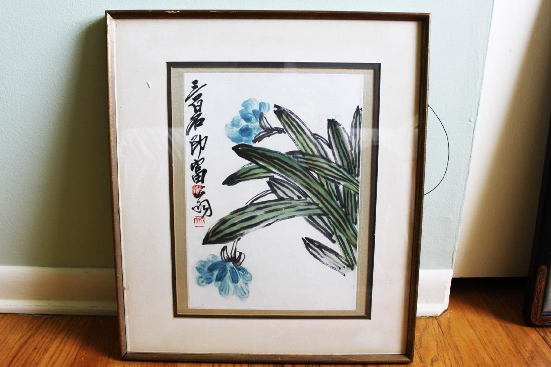 Antique Chinese Painting-Baishi Qi