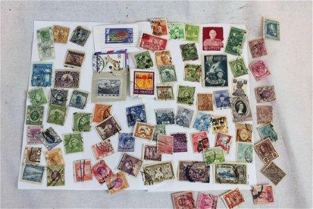 Chinese Stamps around 1900s