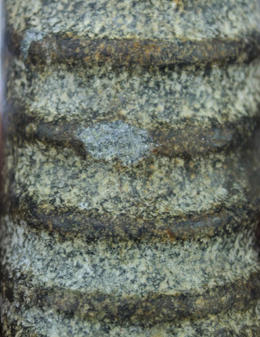 Antique Hand Carved Stone Dildo - 8