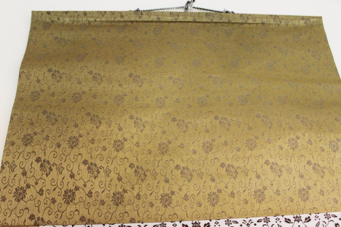 Antique Chinese Brush Scroll Painting - 2