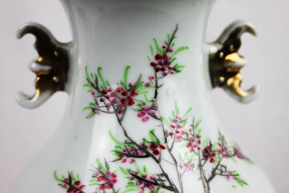 Antique Chinese Porcelain Vase from 1900s' - 2