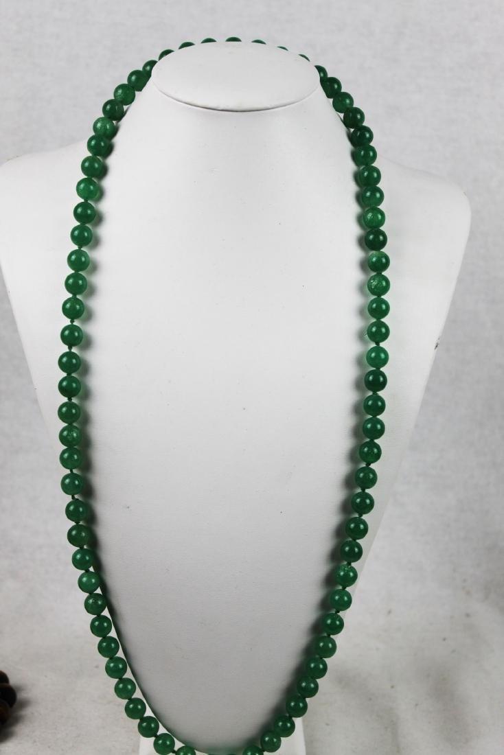 Green Jadeite Necklace