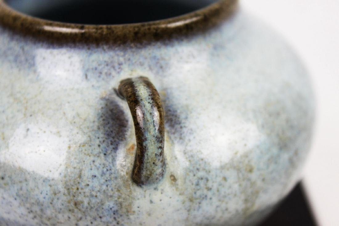 Antique Chinese Jun-yao Tea Pot - 5